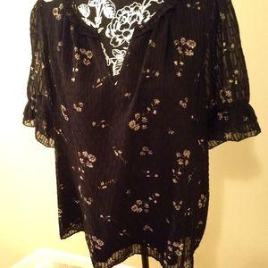 Dressy blouse, like new